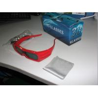 China Sony LG Universal Active Shutter 3D Effect Glasses With IR Receiver wholesale