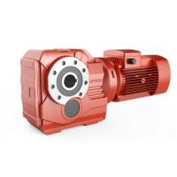 China SUPROR - K helical bevel gear motor wholesale