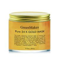 China Anti Wrinkle Face Mask , 24k Gold Essence Peel Off Face Mask For Blackheads on sale