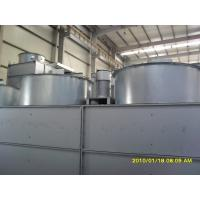 China Square Type Industrial Water Chiller With Alum - Zinc Galvanized Steel Plate Shell wholesale