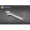 China Anticorrosive MechanicalHand Tools 6'' AdjustableEndWrenchHRC40-42° wholesale