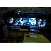 Buy cheap P2.5 High Definition LED Video Wall Screen Indoor For Commercial Advertising from wholesalers