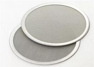 China Porous Round Grade 304l Wire Mesh Filter Disc wholesale