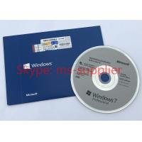China Windows 7 Pro Product Key COA License Sticker OEM Online Activation Stable Business wholesale