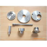 China Titanium special-shaped parts wholesale
