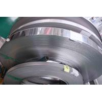 China 2B Cold Rolled 304 Stainless Steel Strip For Construction / Ship Building Industry wholesale