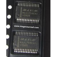 China MAX1758EAI - Maxim Integrated Products - Stand-Alone, Switch-Mode Li Battery Charger with Internal 28V Switch wholesale