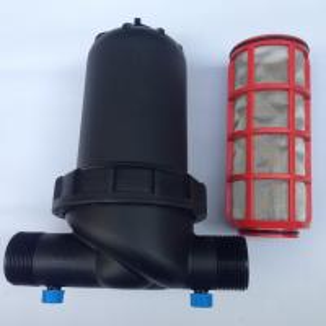 China Durable Polypropylene Drip Irrigation Water Filter Three Way Valve Assembly wholesale