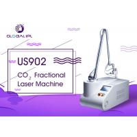China 3 In 1 Beauty Salon Equipment / Fractional Co2 Laser Treatment Acne Scar Removal on sale