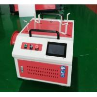 China INDUSTRIAL LASER CLEANING MACHINE FOR CAR PAINTED SURFACE LASER RUST REMOVAL LASER MACHINE wholesale