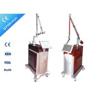 China Professional ND YAG Laser Tattoo Removal Machine For Eyebrow Tattoo Removal on sale