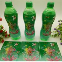China Custom Shape Shrink Film Labels Vivid Gravure Printing Up To 13 Colors wholesale