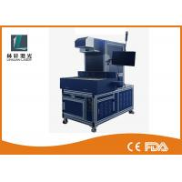 CNC Laser Wood Engraving Machine , 10w 30W CO2 Laser Engraving Machine