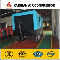 China Rotary Screw Air Compressor LGCY-22/8 Diesel Power Mobile Air Compressor wholesale