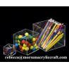China Handmade Custom Plexiglass Candy Box Acrylic Display Box wholesale