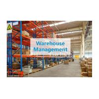 China WMS Rfid Warehouse Solutions Management System With UHF RFID Reader Scanners wholesale