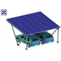 Buy cheap High Strength Aluminum Solar Mounting System TX0009 For Solar Carport from wholesalers
