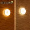 China Modern Ring Acrylic LED Wall Lamp Pendant Lighting Contemporary Wall Mount Pendant Lights wholesale
