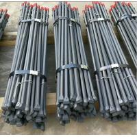 China Chisel Bit Integral Drill Steel for small hole rock drilling with Hex body Diameter 26mm-41mm wholesale