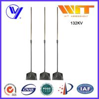 China Electronic Copper Coated Steel Lightning Rod For Power Station Protection wholesale