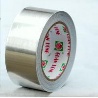 China electric industry self adhesive aluminium foil tape with solvent adhesive on sale