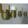 China brass valves wholesale