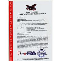 Guangzhou SK international Trading Co.,LTD Certifications