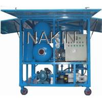 China ZYD Series Double-stage vacuum transformer oil purifier,oil regeneration,oil filtering wholesale