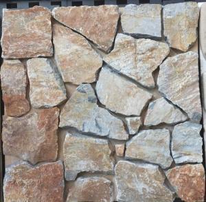 China New Oyster Quartzite Random Flagstone,Irregular Flagstones,Crazy Stone,Flagstone Walkway,Random Wall Stone wholesale