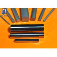 China 100% Raw Material Cemented Carbide Rods For Machining Steel 3-32mm Diameter wholesale