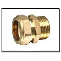 China Brass Compression Fittings for Copper Pipe wholesale