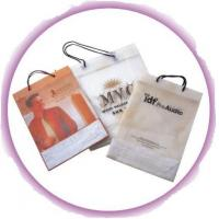 China Customized Printed Plastic Handle Bag , Celebration / Anniversary Bag on sale