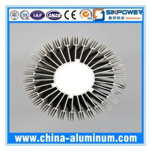 China High Quality LED Heat Sink Aluminum Profiles wholesale