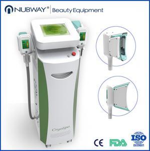 China NBW C122 Slim Freezer Weight Loss Cryolipolysis Vacuum Therapy Machine on sale