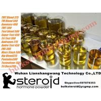 China FMJ300 Injectable Anabolic Steroids , Mixed Blend Steroid injection oil FMJ 300mg / ml wholesale