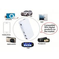 China 14000mAh Portable Car Battery Jumper , Multi - Function Jump Starter Pack For Digital Products wholesale
