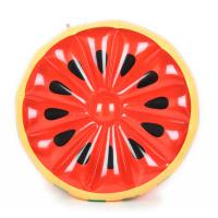 China 180*150cm Inflatable Pool Floats Environmental Protection Watermelon Float wholesale