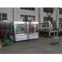China Sparkling Water Carbonated Drink Production Line / Soda Beverage Bottling Equipment wholesale