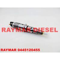 China Common Rail Bosch Diesel Fuel Injectors 0445120455 For Cummins QSB6.7 5367161 wholesale
