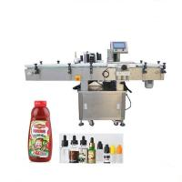 China 30-120 bottles/min Bottle Labeling Machine PLC Control / Touch Screen Founded wholesale