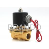 China 2 Way 2 Position Irrigation Pneumatic Cylinder Valve Normally Closed 2W160-15 wholesale