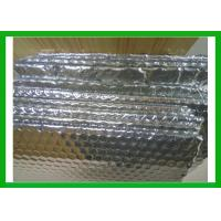 China Double Bubble and  Double Foil Insulation Rolls for Heat Insulation wholesale