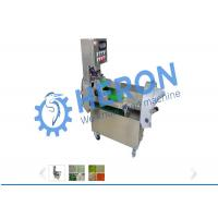 The 800-1500kg/h machine for leaf vegetables, stems, and slices Manufactures