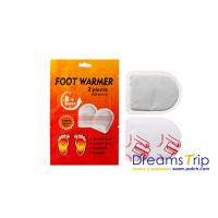 China Heating Outdoor Winter Foot Warmer Patch Heat Packs One Pair per Bag wholesale