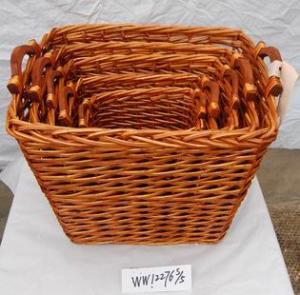 China home laundry basket. storage basket wholesale