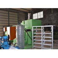 China Paper Pulp Molding Machine Egg Tray Manufacturing Machine Low Energy Consumption wholesale