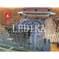 China Scaffolding Layer Truss 32 Feet Height Steel For Outdoor Concert Background wholesale