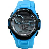 China Acryl Bezel Men Gents Digital Watch With Lithium Battery CR2032 Battery wholesale