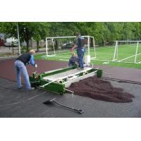 Buy cheap Playground Paving Machine-Tire recycling from wholesalers