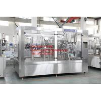 China Carbonated Soft Drinks Filling Production Line wholesale